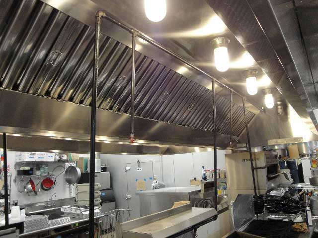 Commercial Kitchen Fire Prevention