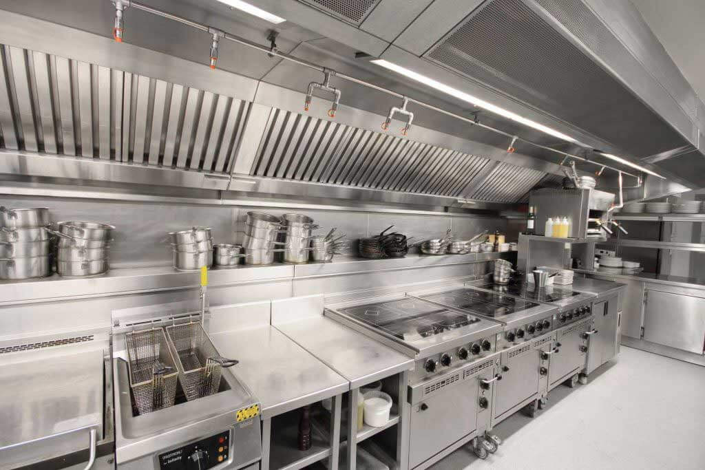 dallas commercial kitchen equipment cleaning