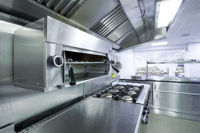 restaurant kitchen hood filters maintenance